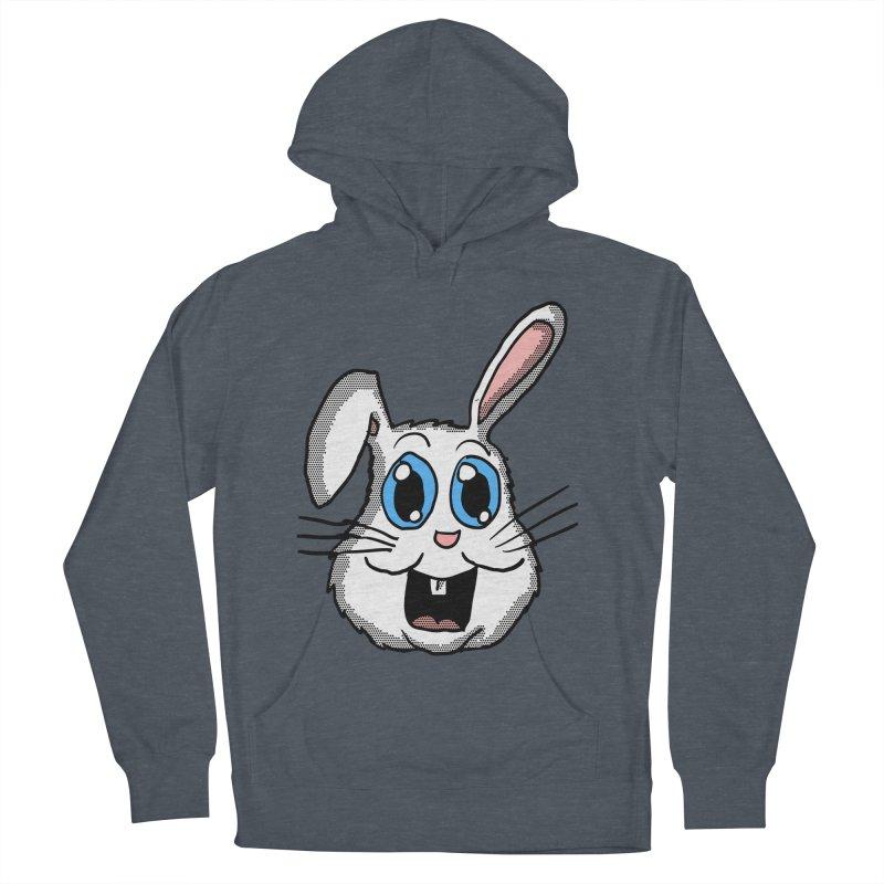 Easter Bunny Head Women's Pullover Hoody by ericallen's Artist Shop