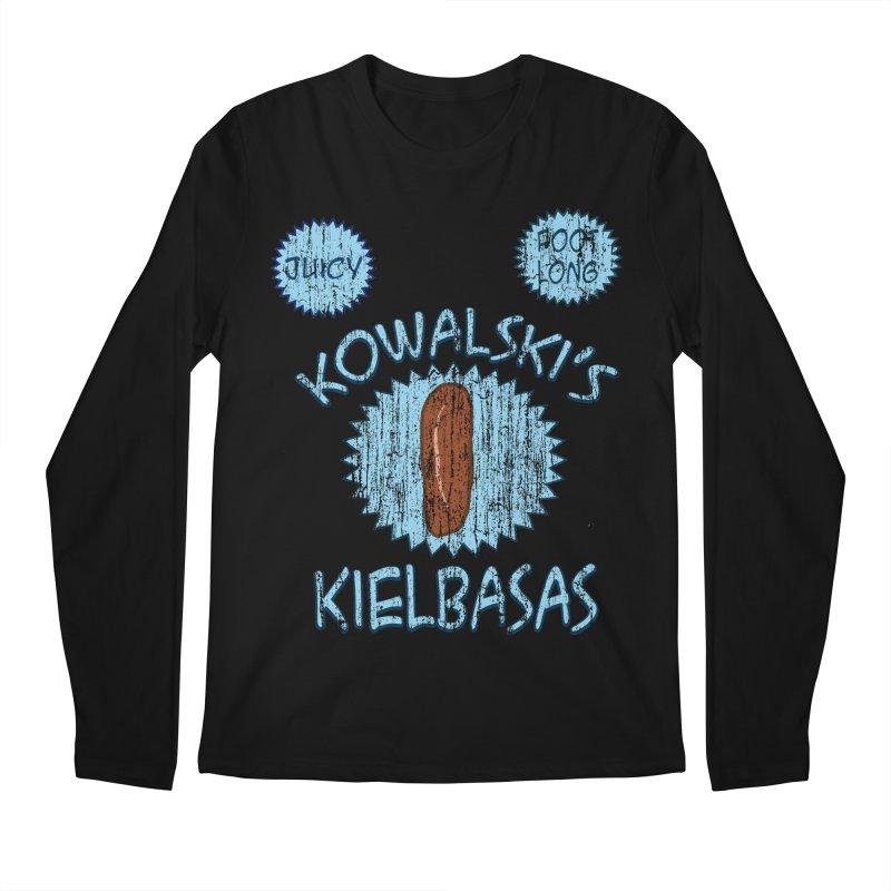 Vintage Kowalski's Kielbasas Men's Longsleeve T-Shirt by ericallen's Artist Shop