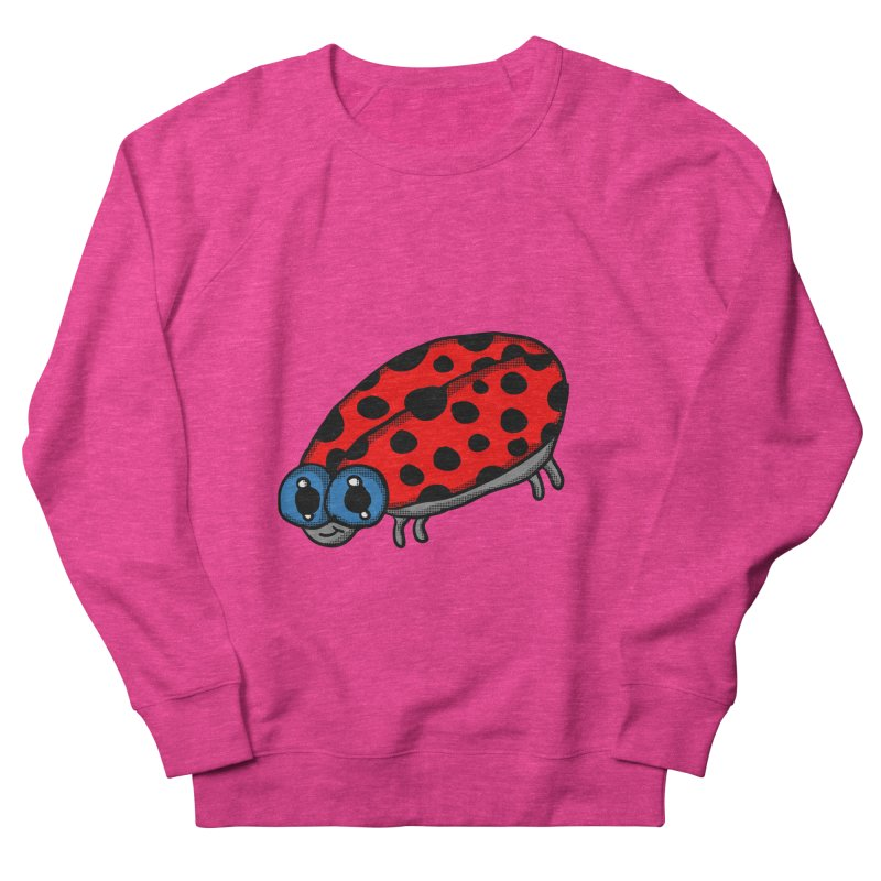 Cute Ladybug Men's Sweatshirt by ericallen's Artist Shop