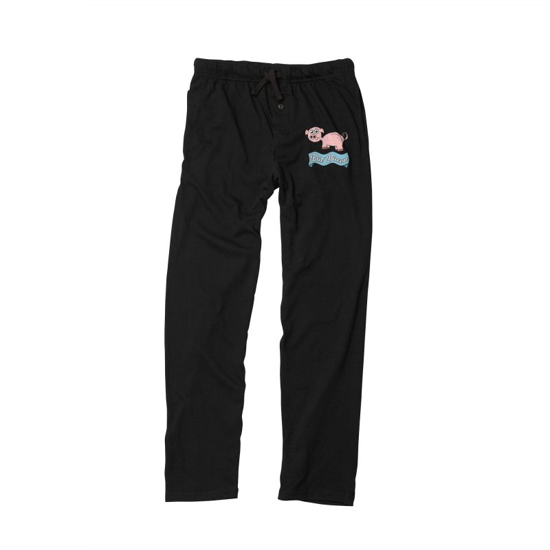 Eat Bacon Pig Women's Lounge Pants by ericallen's Artist Shop