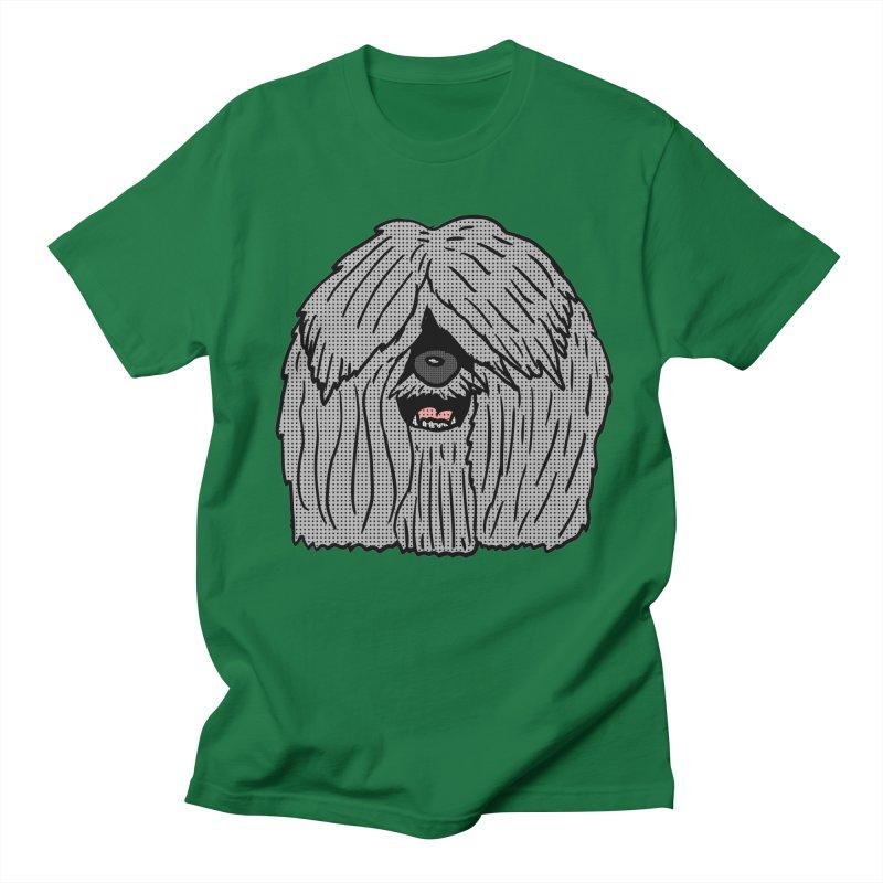 Sheepdog Head Women's Unisex T-Shirt by ericallen's Artist Shop