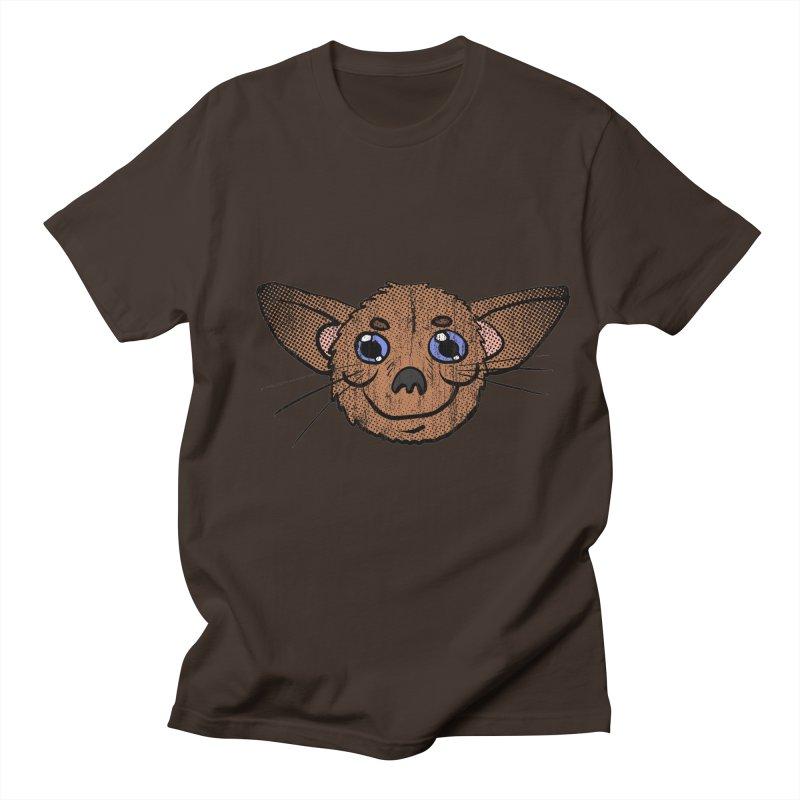Chihuahua Head (vintage) Men's T-Shirt by ericallen's Artist Shop