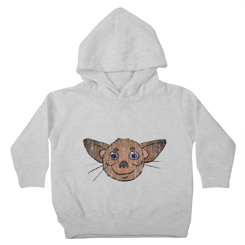 Chihuahua Head (vintage) Kids Toddler Pullover Hoody by ericallen's Artist Shop