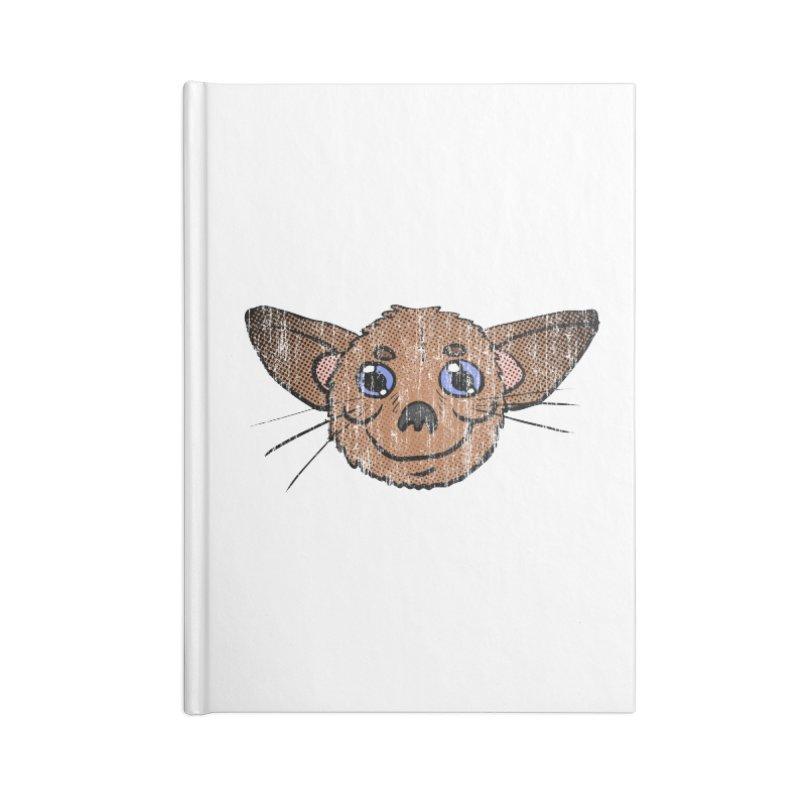 Chihuahua Head (vintage) Accessories Notebook by ericallen's Artist Shop