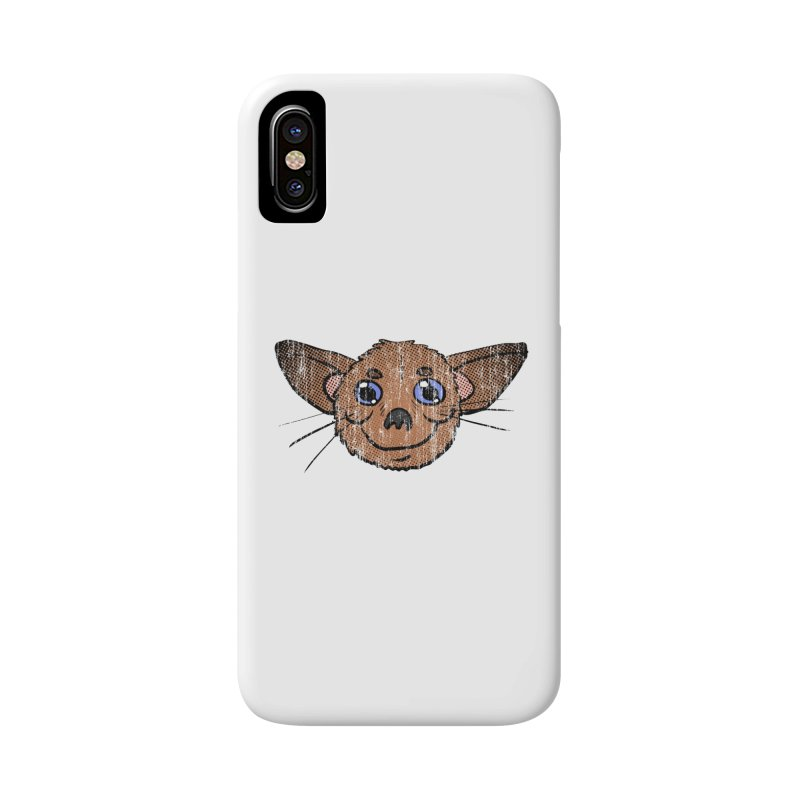 Chihuahua Head (vintage) Accessories Phone Case by ericallen's Artist Shop