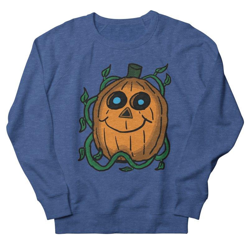 Fall Pumpkin Women's French Terry Sweatshirt by ericallen's Artist Shop