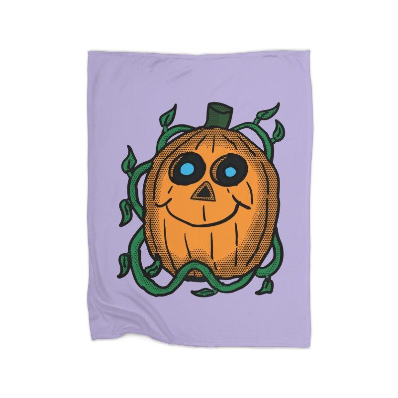 Fall Pumpkin Home Blanket by ericallen's Artist Shop