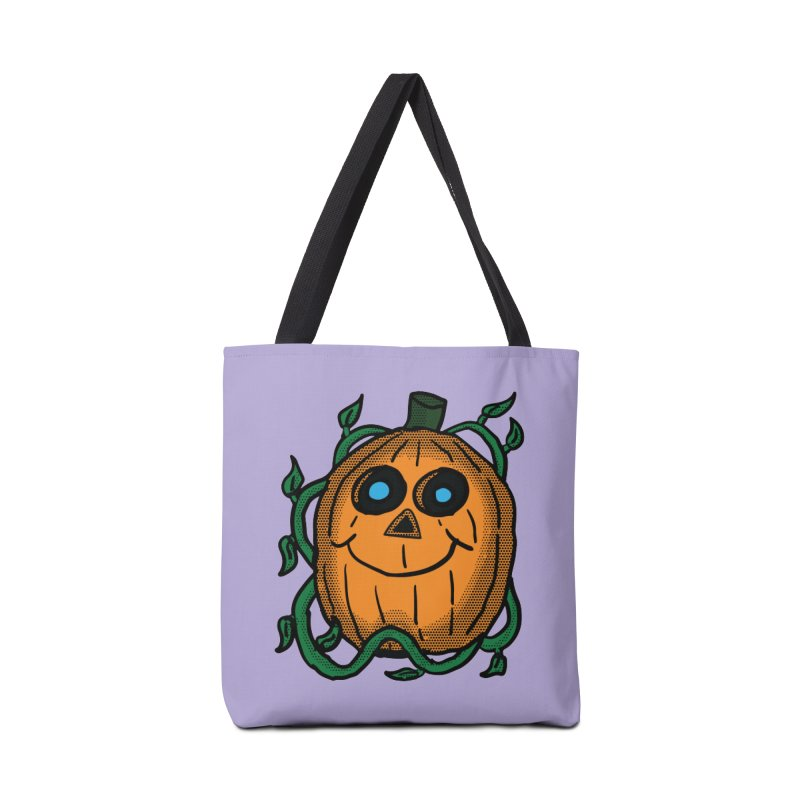 Fall Pumpkin Accessories Bag by ericallen's Artist Shop