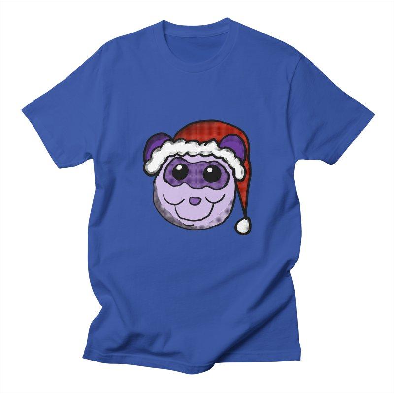 Christmas Panda Women's Regular Unisex T-Shirt by ericallen's Artist Shop