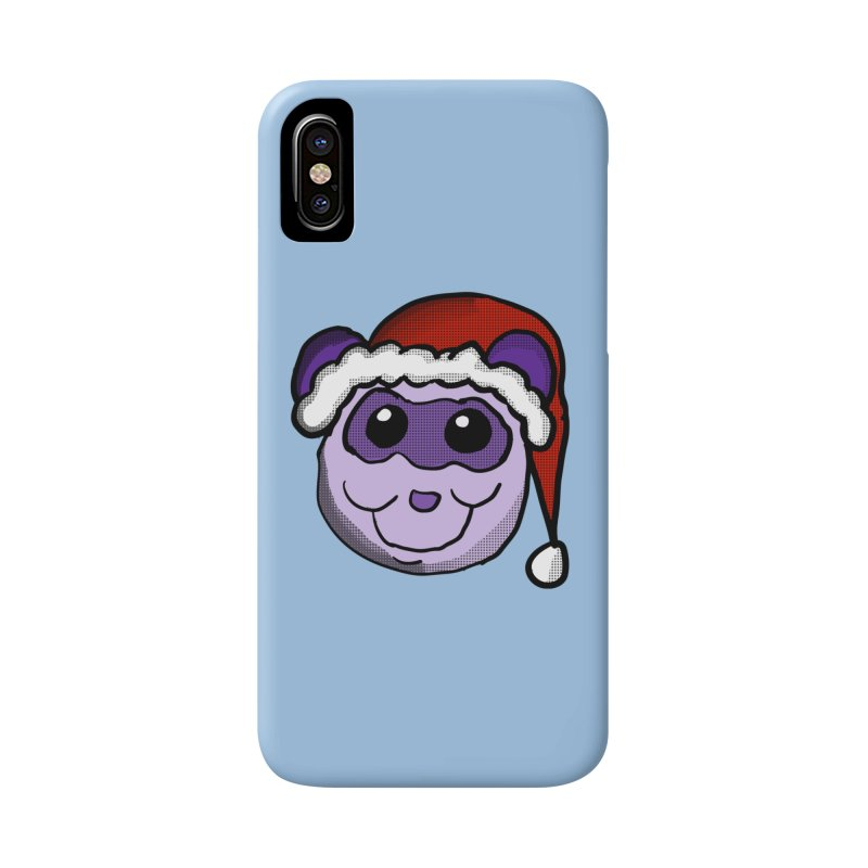 Christmas Panda Accessories Phone Case by ericallen's Artist Shop