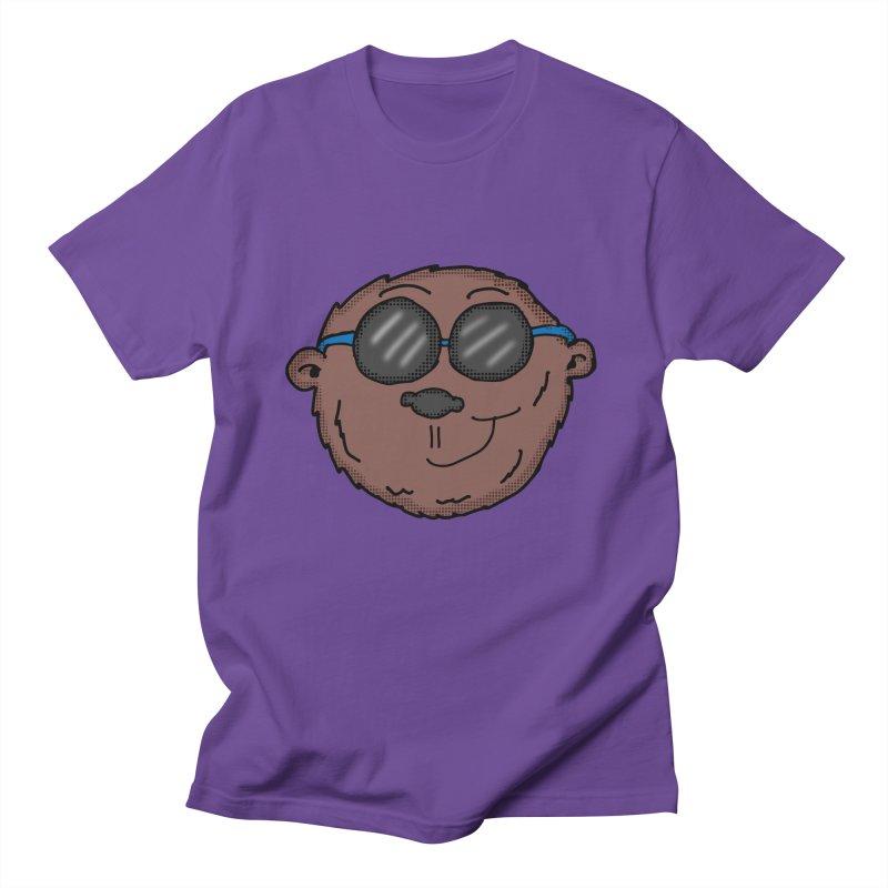 Sunglasses Monkey Women's Regular Unisex T-Shirt by ericallen's Artist Shop