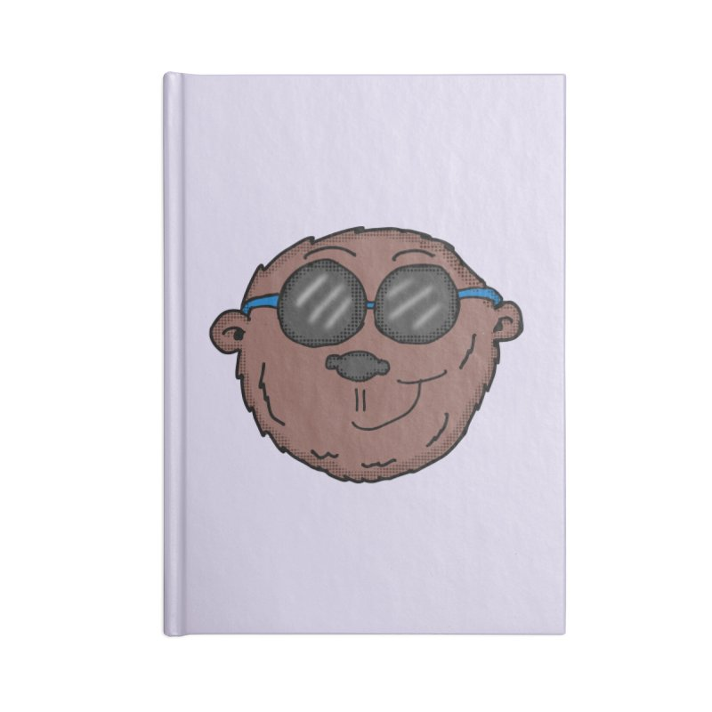 Sunglasses Monkey Accessories Notebook by ericallen's Artist Shop