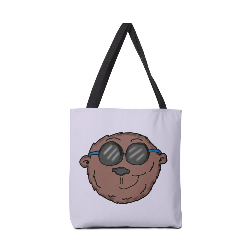 Sunglasses Monkey Accessories Bag by ericallen's Artist Shop