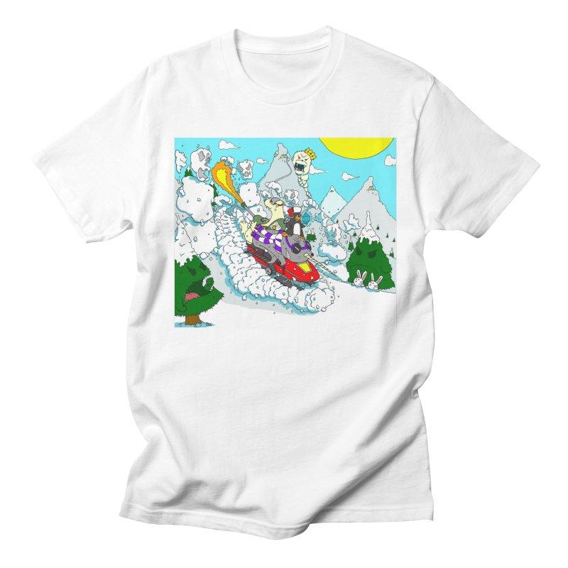 Go, Team Avalanche! Go! Men's T-Shirt by ericboekercomics's Artist Shop