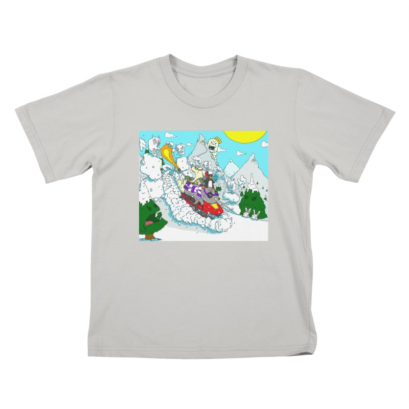 Go, Team Avalanche! Go! Kids T-Shirt by ericboekercomics's Artist Shop
