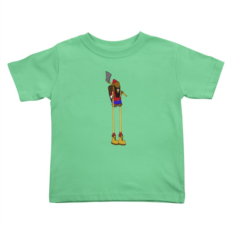 Industrial Espionage Kids Toddler T-Shirt by ericboekercomics's Artist Shop