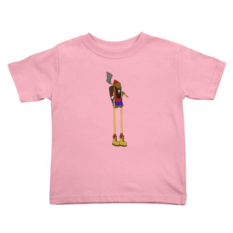 Industrial Espionage Kids Toddler T-Shirt by ericboekercomics's Artist Shop