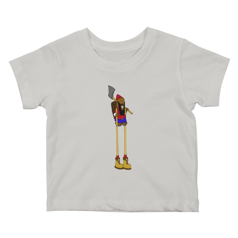 Industrial Espionage Kids Baby T-Shirt by ericboekercomics's Artist Shop