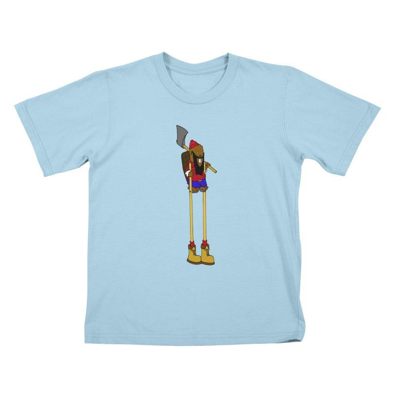 Industrial Espionage Kids T-Shirt by ericboekercomics's Artist Shop
