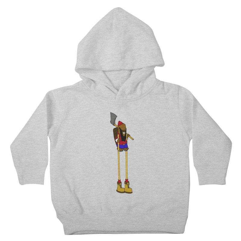 Industrial Espionage Kids Toddler Pullover Hoody by ericboekercomics's Artist Shop