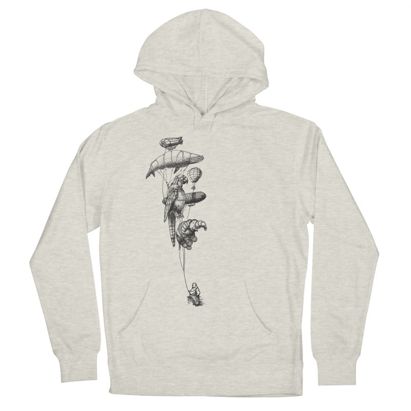The Balloon Menagerie Women's Pullover Hoody by ericfan's Artist Shop