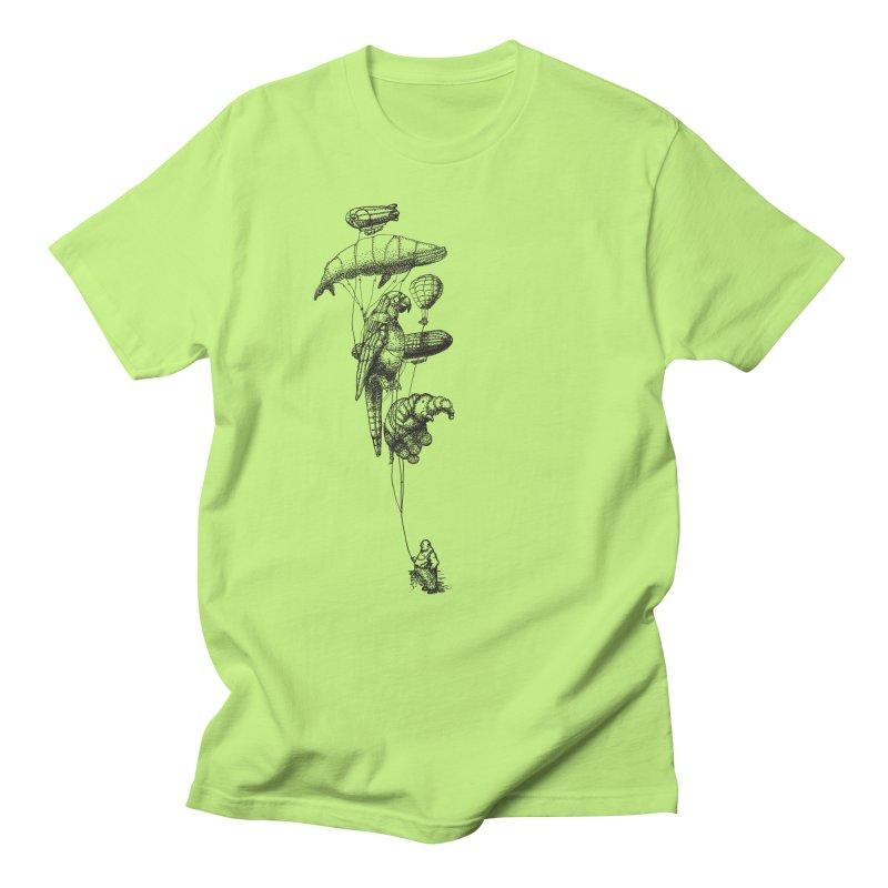 The Balloon Menagerie Men's T-Shirt by ericfan's Artist Shop
