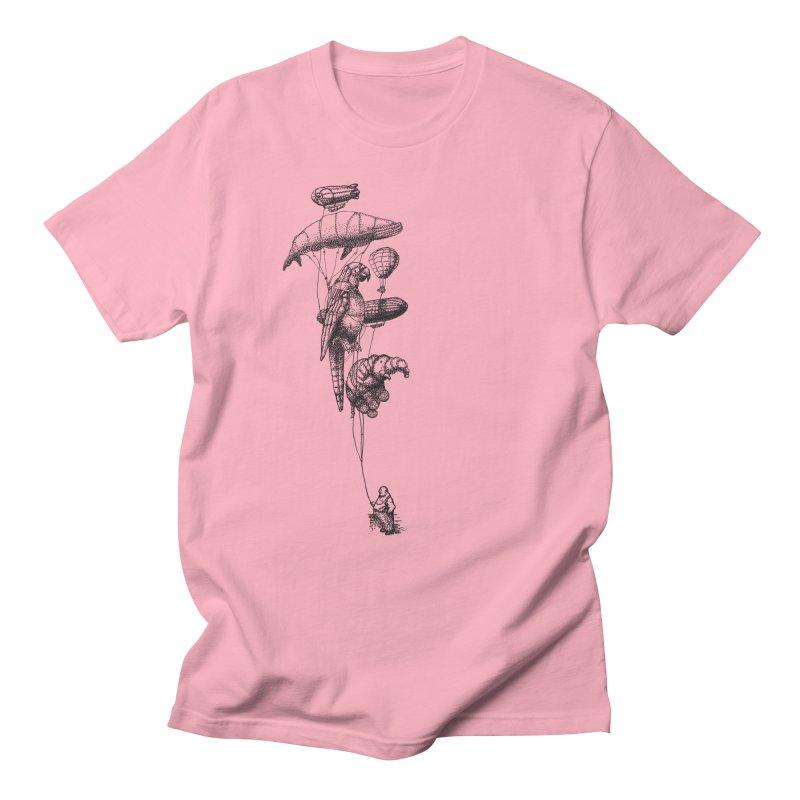The Balloon Menagerie Men's Regular T-Shirt by ericfan's Artist Shop