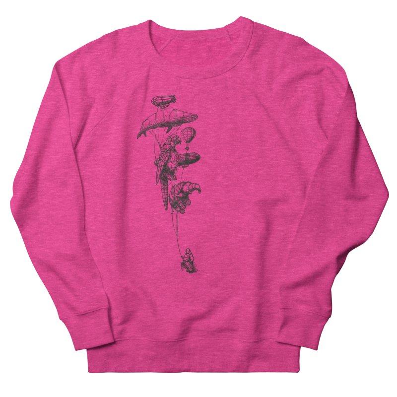 The Balloon Menagerie Women's Sweatshirt by ericfan's Artist Shop