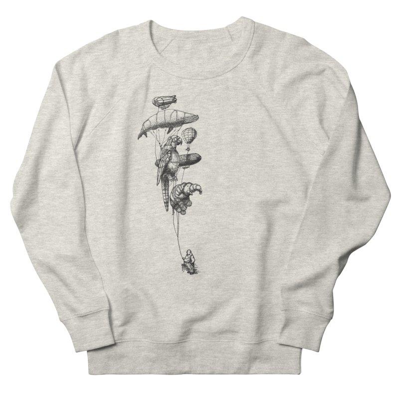 Balloon Menagerie Women's Sweatshirt by ericfan's Artist Shop