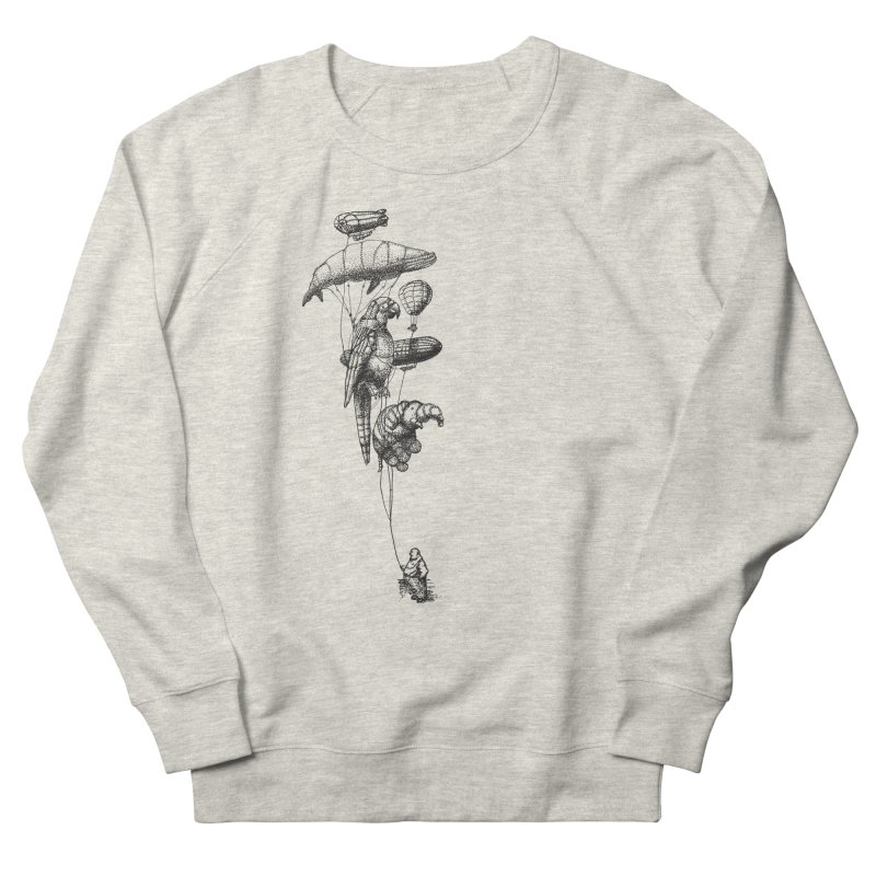 The Balloon Menagerie Men's Sweatshirt by ericfan's Artist Shop