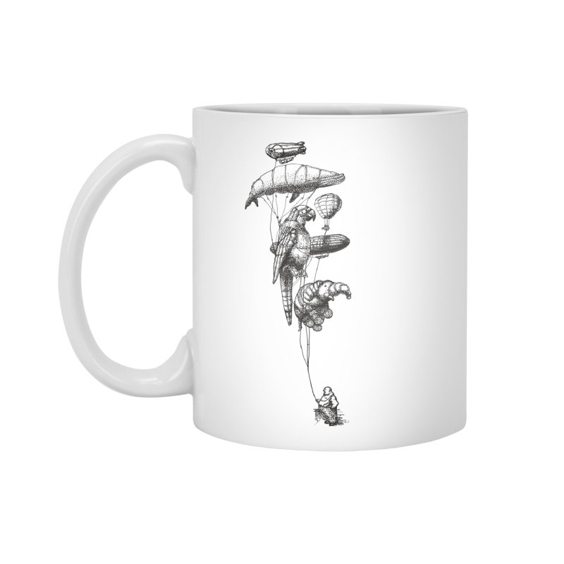 The Balloon Menagerie Accessories Mug by ericfan's Artist Shop