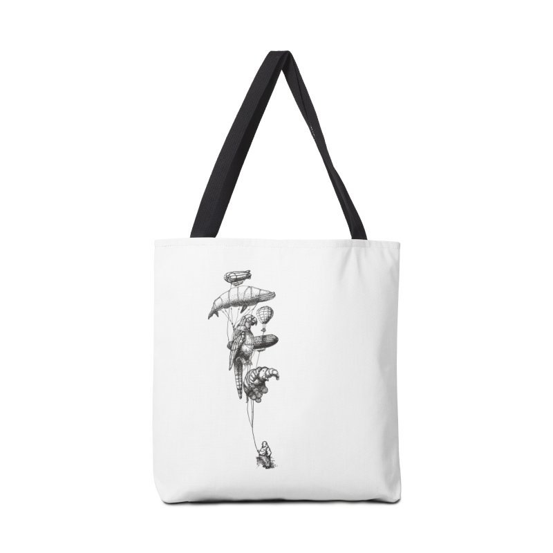 The Balloon Menagerie Accessories Bag by ericfan's Artist Shop