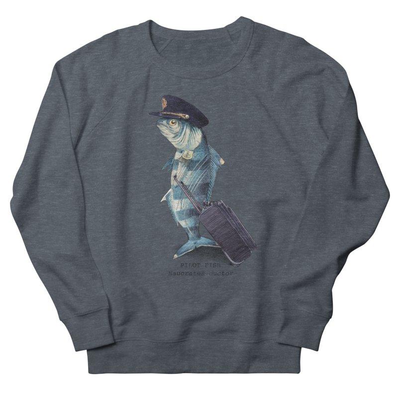 Pilot Fish Women's Sweatshirt by ericfan's Artist Shop