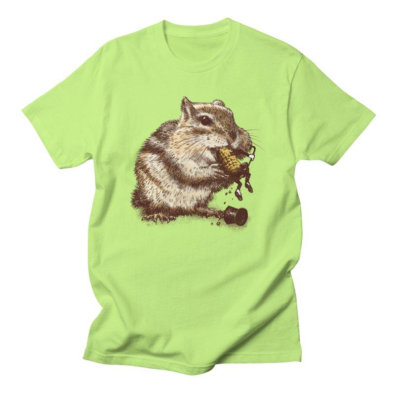 An Occupational Hazard  Men's T-shirt by ericfan's Artist Shop