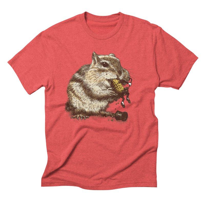 An Occupational Hazard  Men's Triblend T-Shirt by ericfan's Artist Shop