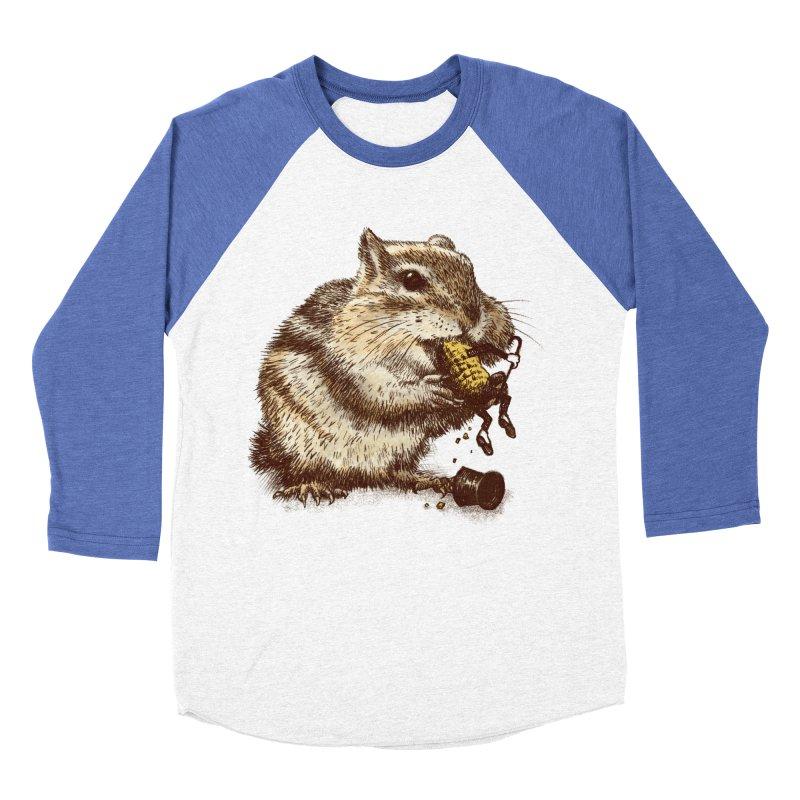 An Occupational Hazard  Women's Baseball Triblend T-Shirt by ericfan's Artist Shop