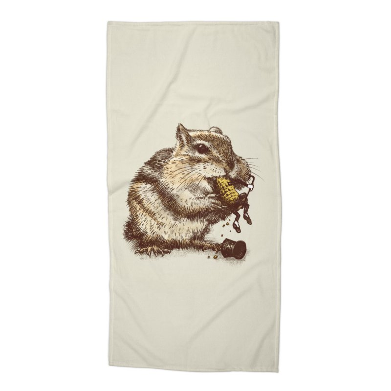An Occupational Hazard  Accessories Beach Towel by ericfan's Artist Shop