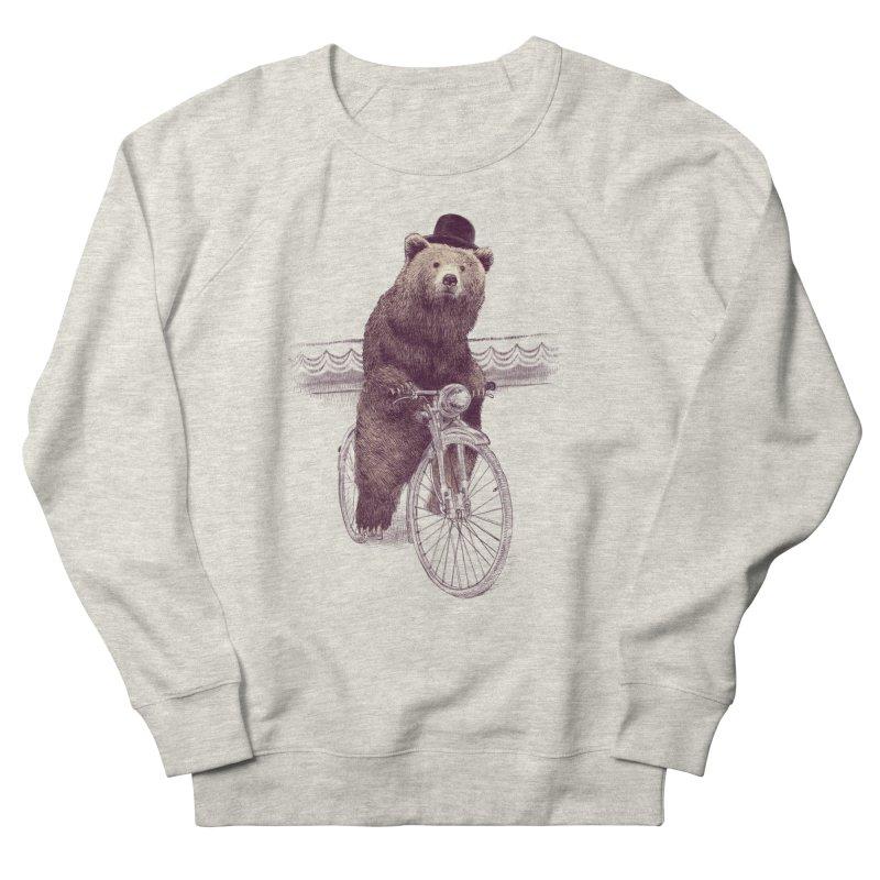 Barnabus the Bear Women's Sweatshirt by ericfan's Artist Shop