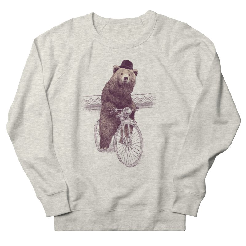 Barnabus the Bear Men's Sweatshirt by ericfan's Artist Shop