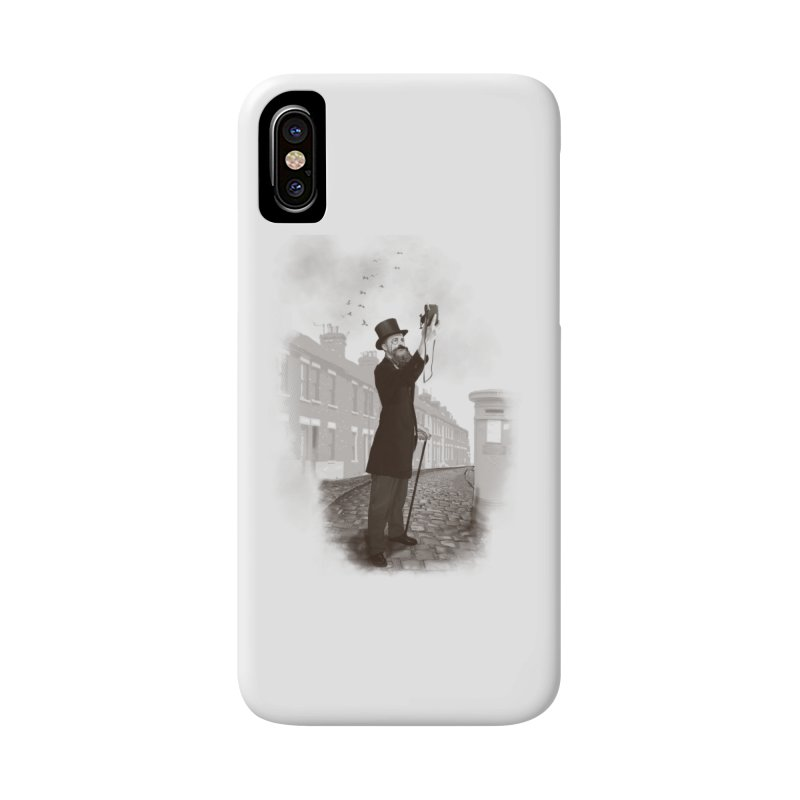 Vintage Selfie Accessories Phone Case by ericfan's Artist Shop