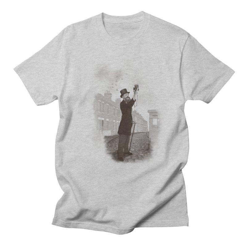 Vintage Selfie Men's Regular T-Shirt by ericfan's Artist Shop