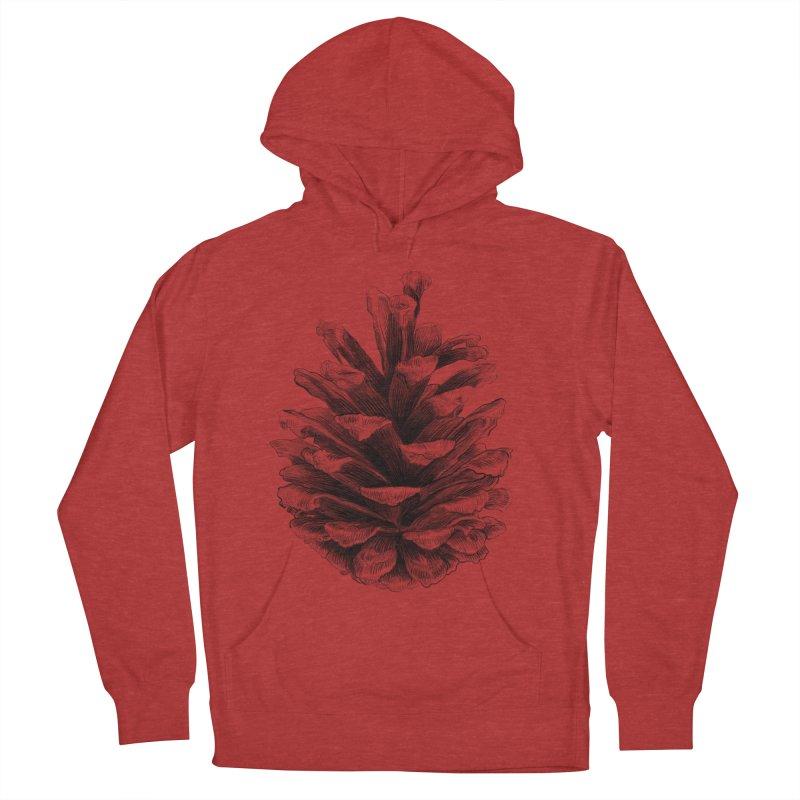 Pine Cone Men's Pullover Hoody by ericfan's Artist Shop