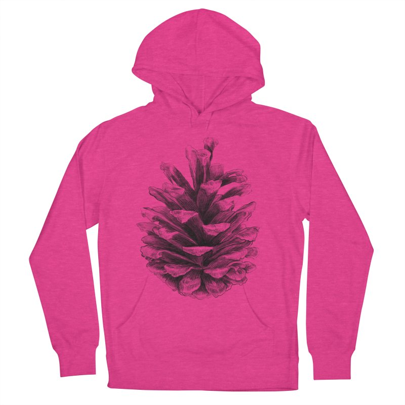 Pine Cone Men's Pullover Hoody by ericfan's Artist Shop