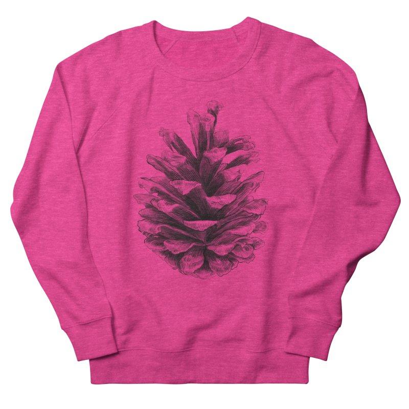 Pine Cone Men's Sweatshirt by ericfan's Artist Shop