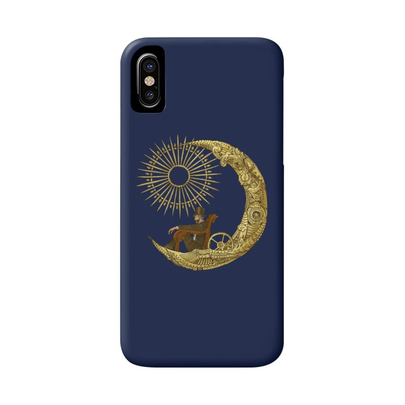 Moon Travel Accessories Phone Case by ericfan's Artist Shop