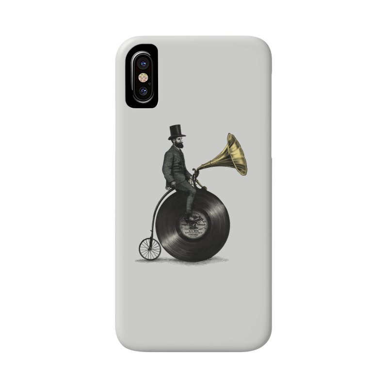 Music Man Accessories Phone Case by ericfan's Artist Shop