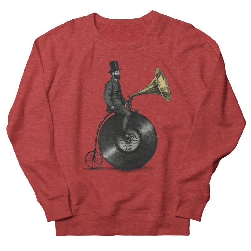 Music Man Men's Sweatshirt by ericfan's Artist Shop
