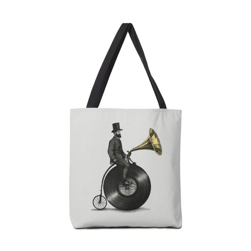 Music Man Accessories Bag by ericfan's Artist Shop