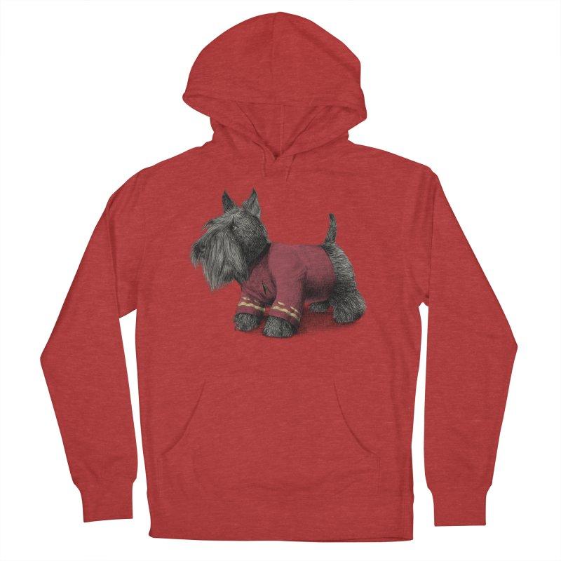 Scotty Men's Pullover Hoody by ericfan's Artist Shop
