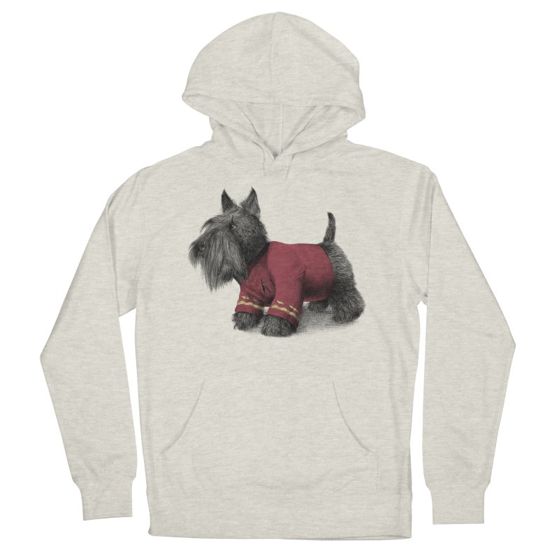 Scotty Men's Pullover Hoody by ericfan's Artist Shop
